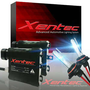 Xentec Xenon Light Hid Kit 9145 H11 9007 H13 High Low For 1990 2017 Ford Mustang