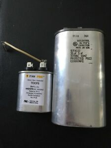 Replacement Capacitors For Ice cap 5rrsk09 Ptac