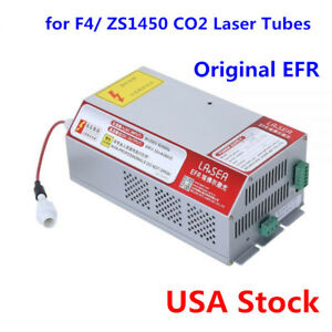 Original Efr Es100 Power Supply With Pfc Function For F4 zs1450 Co2 Laser Tubes