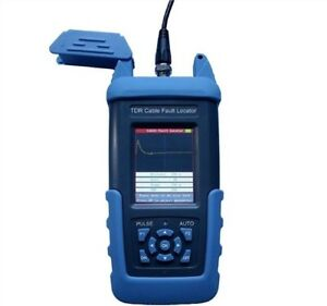 Digital St612 Tdr Cable Fault Locator Tester Meter Color Screen With Usb Ii