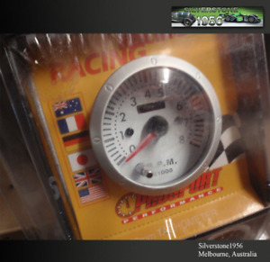 Prosport Gauge 2 3 8 60mm 8 000 Rpm Tachometer 7 Colour Display 60 52mm
