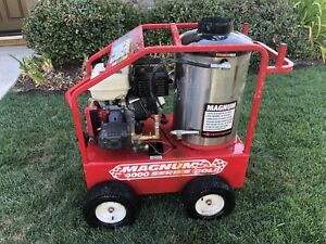 Easy kleen Magnum 4000 Series Hot Water Pressure Washer Diesel Burner