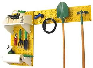 Wall Control 30 grd 200 Yw Pegboard Garden Supplies Storage And Organization Kit