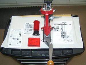 Lee Load-Master Press with Lee Deluxe 9MM Carbide Dies
