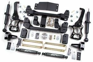 Zone Offroad 6 Inch Suspension Lift Kit F10n 2010 Ford F150 4wd