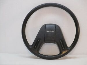 Oem 1985 1986 Ford Thunderbird Steering Wheel Horn Button Cruise Controls