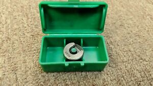 RCBS Shell Holder #17 in Box #09217 .30 M1 Carbine .32 ACP