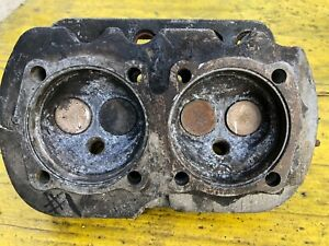 Good Used Loaded 36hp Vw Cylinder Heads From Running Vehicles Type 1 Bug