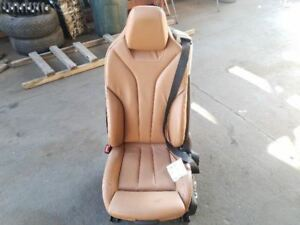 Driver Left Front Seat Cushion Brown Bmw 430 428 440 Convertible Oem