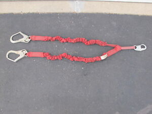 Shock Absorbing Lanyard Protecta Fall Protection Harness Safety Roofers
