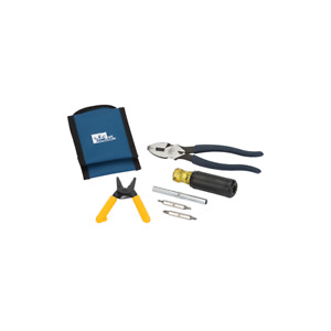 Ideal 35 5799 Electrician s Tool Kit 4 piece
