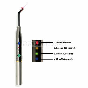 Dental Heal Laser Diode Rechargeable Hand held Pain Relief Device Fda Utc