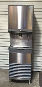 Follett Model 50ci400a 400 Lbs Nugget Style Ice Maker And Water Dispenser