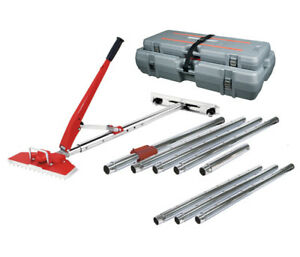 Roberts 10 254v Power lok Carpet Stretcher Value Kit