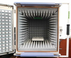 R s Dst200 Rf Anechoic Diagnostic Chamber 400mhz 18ghz Many Options Nos