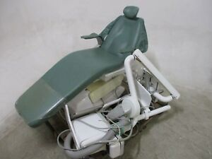 Belmont Bel 20 Dental Exam Chair W Delivery System For Parts repair