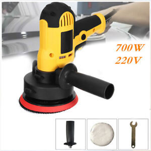 220v Electric Polishing Machine Car Polisher Electric Tool Buffing Waxing Waxer