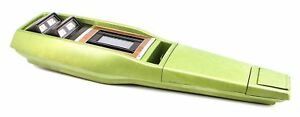 1969 Camaro Console Gauges Assembled W Turbo Oe Quality Light Green