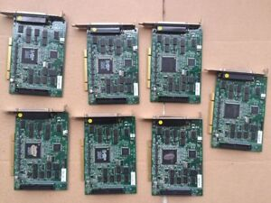 1pc Used Adlink Pci 7200 Data Acquisition Card Tested