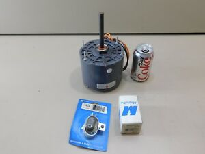 New Rmr Electric Motor 1 5 Hp 1 Phase 230 208 Volts New
