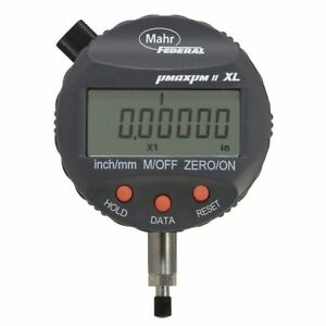 Electronic Digital Indicator 0 040 In Mahr federal Inc 2034201