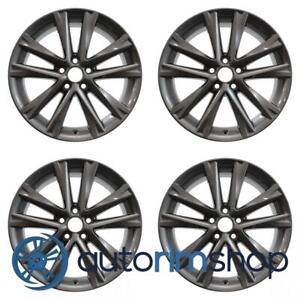 Lexus Rx350 Rx450 2013 2015 19 Factory Oem Wheels Rims Set