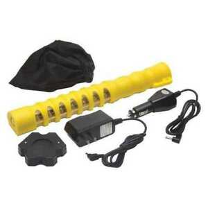 Baton Road Flare yellow Leds Aervoe 1154
