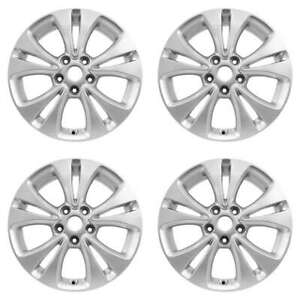 Kia Soul 2014 2016 17 Factory Oem Wheels Rims Set