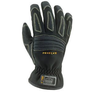Rescue Gloves 2xl black kevlar r pr Proflex 66 660