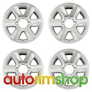 Toyota Sequoia Tundra 2005 2007 16 Factory Oem Wheels Rims Set 42611af100