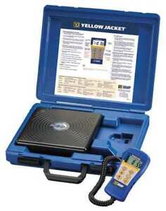 Refrigerant Scale Electronic 220 Lb Yellow Jacket 68812