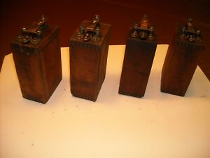 Refurbished Model T Ford Ignition Coils Working