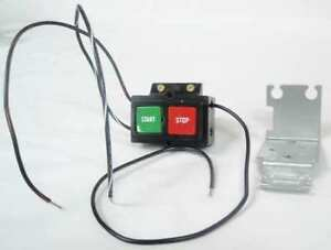 Push Button Kit Start stop size 3 4 Ge Cr305x320b