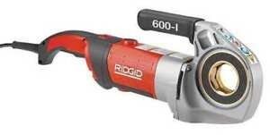 Ridgid 44918 Pipe Threading Machine 1 2 To 1 1 4 In