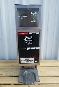 Grindmaster 250 Commercial Double Dual 2 Hopper Coffee Bean Grinder Mill 4