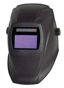 Welding Helmet Shade 8 To 12 Black Sellstrom S23000s
