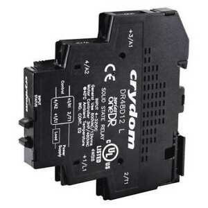 Solid State Relay 4 To 32vdc 12a Crydom Dr06d12