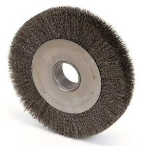 Weiler 96024 Crimped Wire Wheel Wire Brush Arbor 10