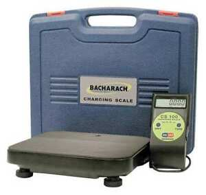 Refrigerant Scale electronic Bacharach 2010 0000