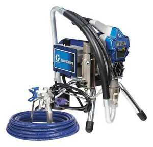 Airless Paint Sprayer stand 0 54 Gpm Graco 17c314