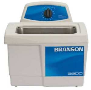 Ultrasonic Cleaner m 0 75 Gal Branson Cpx 952 216r