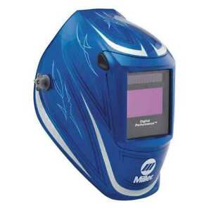 Miller Electric 282002 Welding Helmet Shade 8 To 13