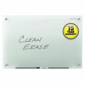 24 x36 Glass Dry Erase Board Quartet G3624f