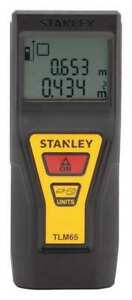 Laser Distance Measure lcd Display Stanley Stht77032