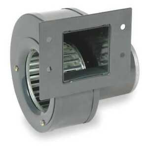 Dayton 1tdp5 Square Oem Blower 2860 Rpm 1 Phase Direct Rolled Steel