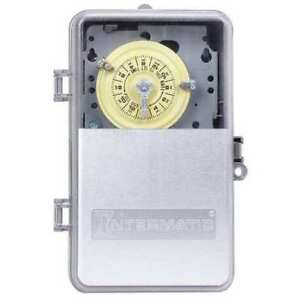 Electromechanical Timer 24 hour dpst Intermatic T104pcd82