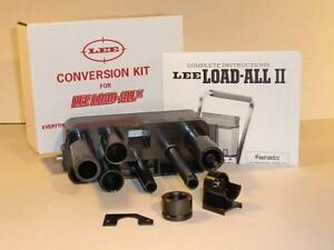 LEE 90070 LOAD-ALL II SHOTSHELL PRESS CONVERSION KIT TO 12 GAUGE (PRIORITY SHIP)