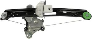 Power Window Motor And Regulator Assembly Dorman 741 585 Fits 00 07 Ford Focus