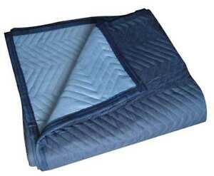 Quilted Moving Pad l72xw80in blue pk12 Zoro Select 2nkr7