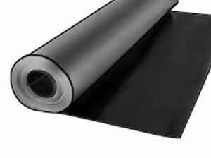Foam Roll poly charcoal 1 8 X54 In 25 Ft Zoro Select 5gdj7